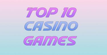 top 10 casino games on facebook
