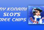 My Konami slots free chips