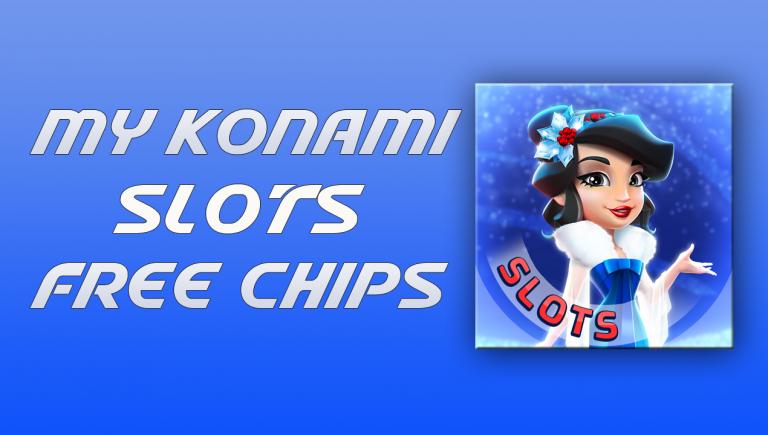 Konami Slots Code